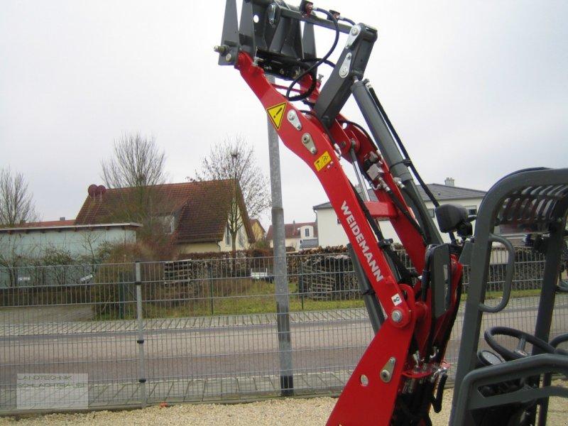 Hoflader des Typs Weidemann  1240 LP, Neumaschine in Ingolstadt (Bild 6)