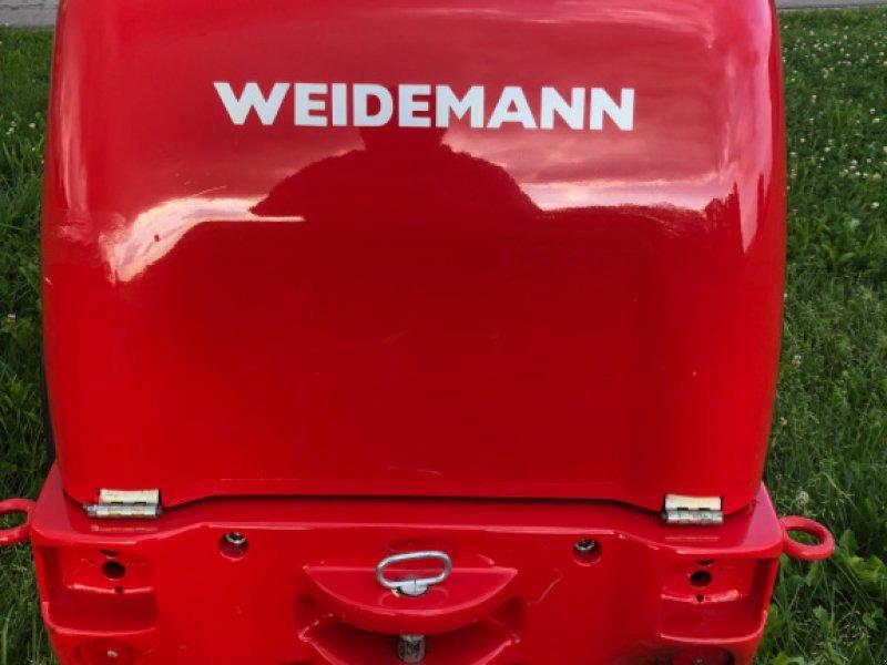 Hoflader des Typs Weidemann  1250 cx, Gebrauchtmaschine in Oberschönegg (Bild 1)