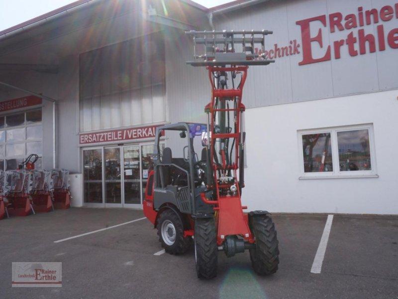 Hoflader des Typs Weidemann  1280, Neumaschine in Erbach / Ulm (Bild 1)