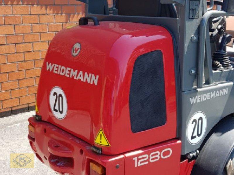 Hoflader des Typs Weidemann  1280, Vorführmaschine in Beelen (Bild 5)