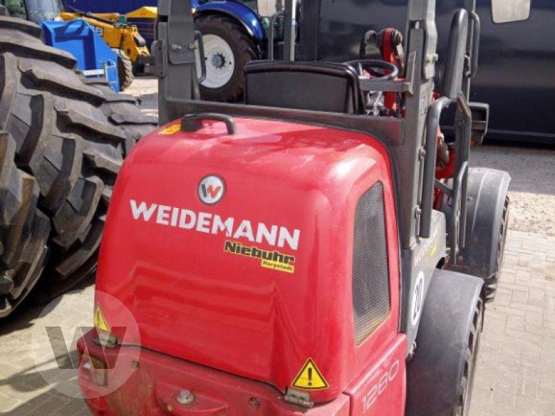 Hoflader des Typs Weidemann  1280, Gebrauchtmaschine in Husum (Bild 5)