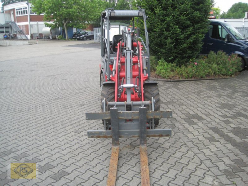 Hoflader des Typs Weidemann  1350 CX45, Gebrauchtmaschine in Beelen (Bild 3)