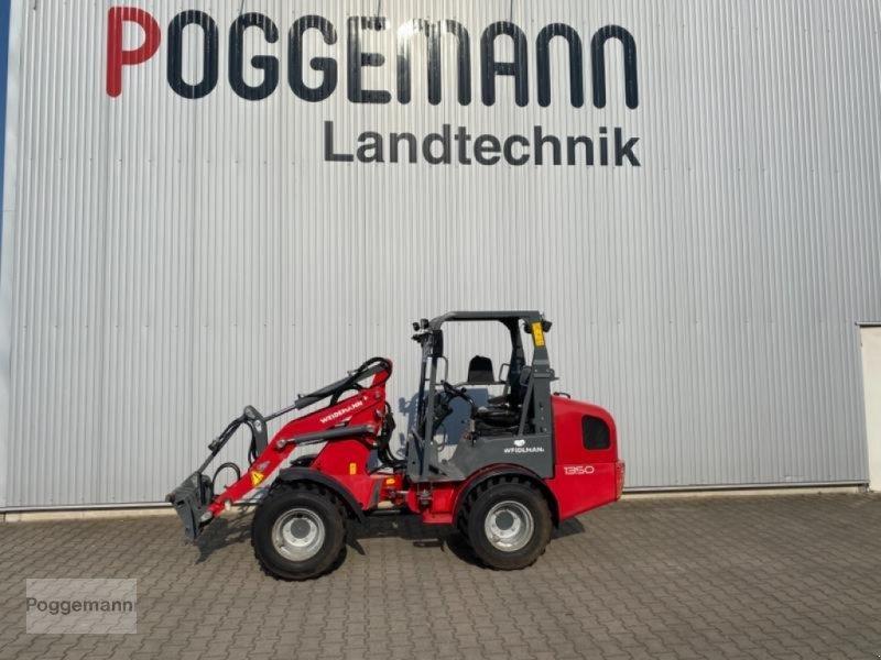 Hoflader des Typs Weidemann  1350 CX45, Gebrauchtmaschine in Bad Iburg - Sentrup (Bild 1)