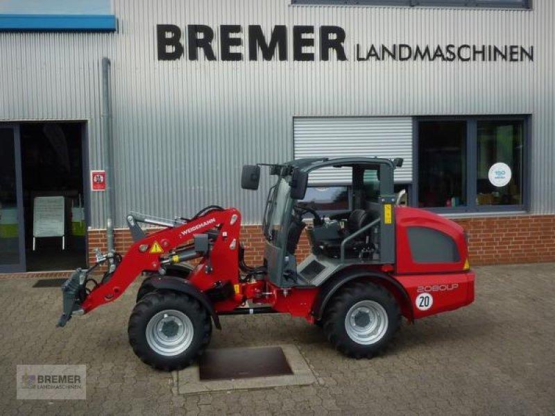 Hoflader des Typs Weidemann  2080 LP Fahrerschutz niedrig, Gebrauchtmaschine in Asendorf (Bild 1)