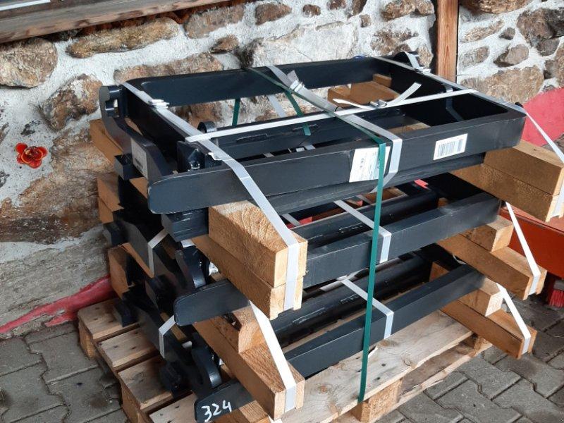 Hoflader des Typs Weidemann  Palettengabel 1000 mm Euroaufnahme, Neumaschine in Bad Kötzting (Bild 1)