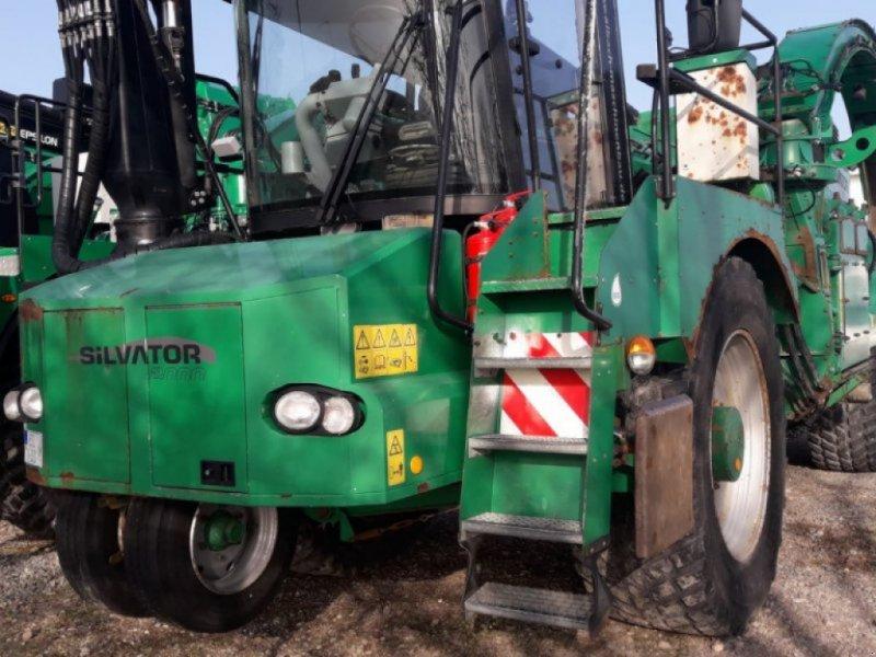 Holzhacker & Holzhäcksler des Typs Albach Silvator 2000, Gebrauchtmaschine in Dorfen (Bild 1)