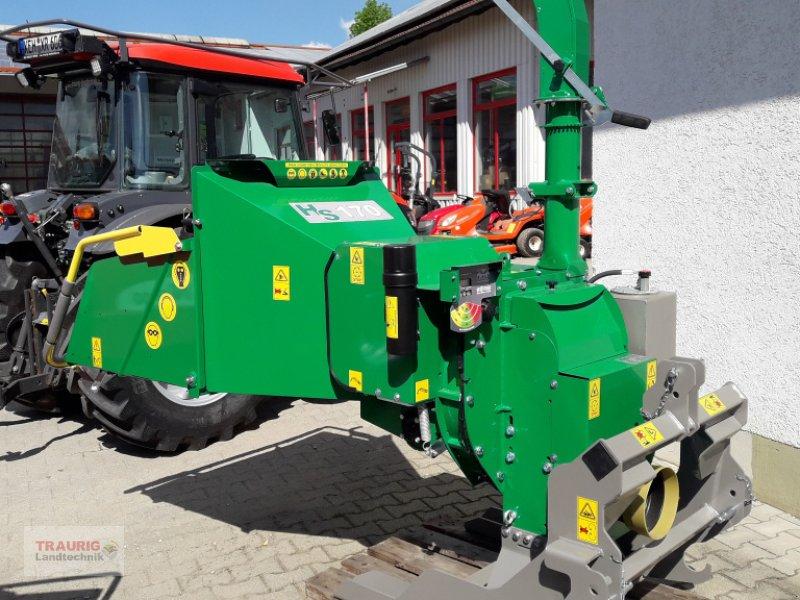 Holzhacker & Holzhäcksler des Typs Drago HS 170, Neumaschine in Mainburg/Wambach (Bild 1)