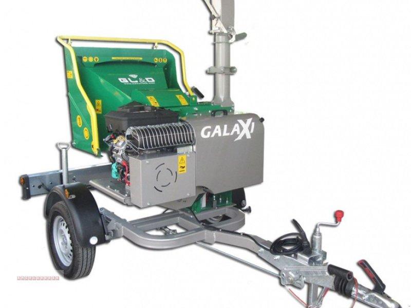 Holzhacker & Holzhäcksler des Typs GL Fahrzeugbau Galaxy mit Motor, Gebrauchtmaschine in Tarsdorf (Bild 1)