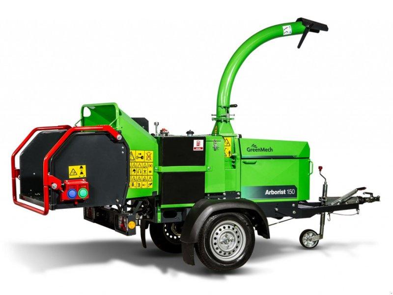 Holzhacker & Holzhäcksler des Typs GreenMech Arborist 150 ab 1,99%, Neumaschine in Olpe (Bild 1)