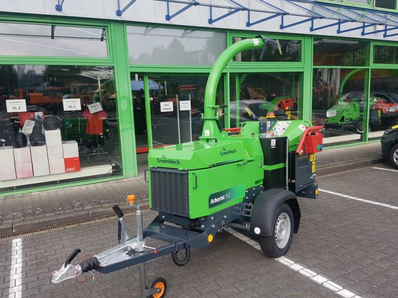 Holzhacker & Holzhäcksler des Typs GreenMech Arborist 150, Neumaschine in Olpe (Bild 1)