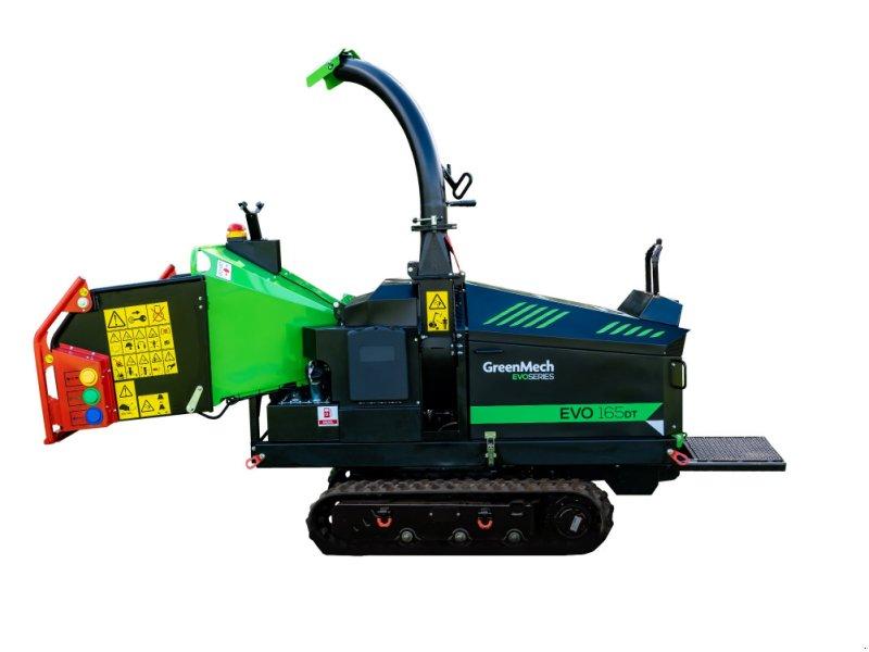 Holzhacker & Holzhäcksler des Typs GreenMech EVO 165 Raupe, Neumaschine in Olpe (Bild 1)