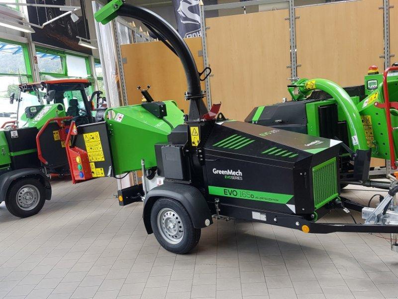 Holzhacker & Holzhäcksler типа GreenMech EVO165D, Neumaschine в Olpe (Фотография 1)