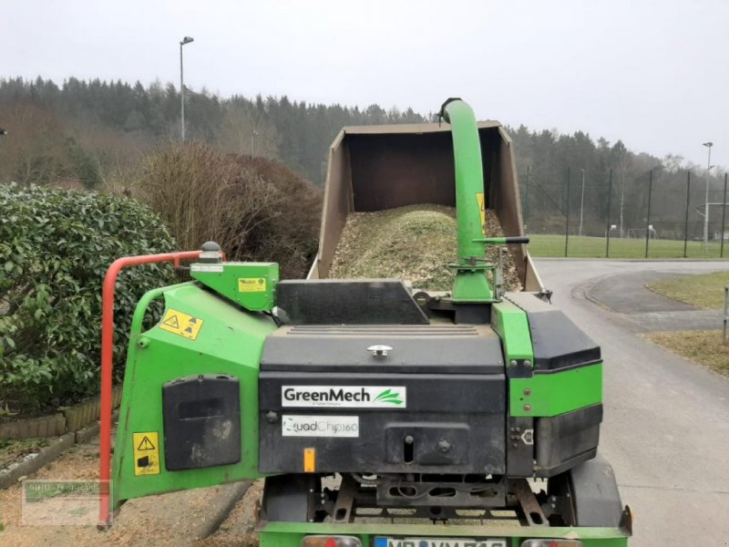 Holzhacker & Holzhäcksler типа GreenMech Quad Chip 160, Gebrauchtmaschine в Kirchhundem (Фотография 3)