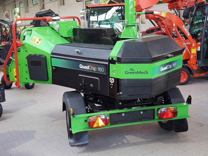 Holzhacker & Holzhäcksler a típus GreenMech QuadChip 160 ab 347,-€ > buchens.de, Neumaschine ekkor: Olpe (Kép 1)