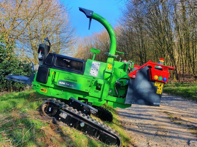 Holzhacker & Holzhäcksler типа GreenMech SureTrak 19-28 Raupenhäcksler, Neumaschine в Olpe (Фотография 1)