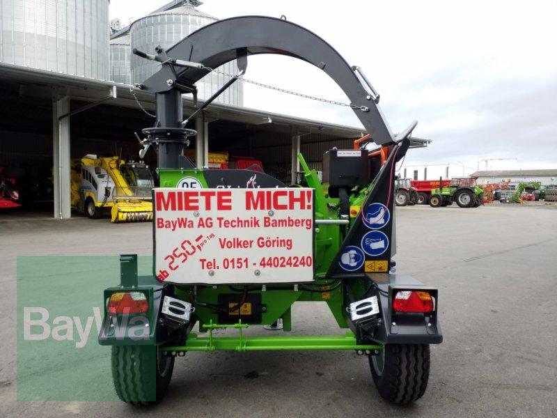 Holzhacker & Holzhäcksler des Typs Heizohack HM 6-300 *Miete ab 250€/Tag*, Gebrauchtmaschine in Bamberg (Bild 6)