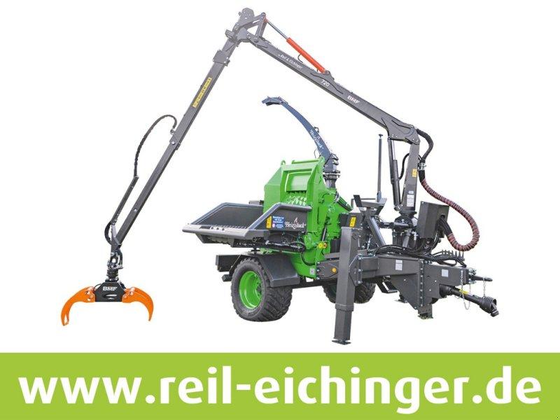 Holzhacker & Holzhäcksler типа Heizomat HM 8-500K, Neumaschine в Nittenau (Фотография 1)