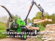 Holzhacker & Holzhäcksler des Typs Heizomat HM, Neumaschine in Nittenau