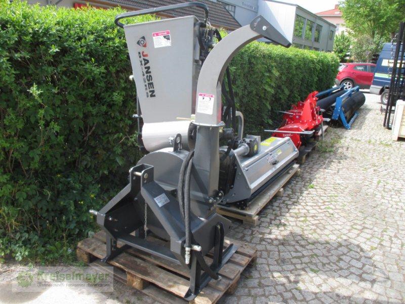 Holzhacker & Holzhäcksler des Typs Jansen BX-42 RS inkl. kostenl. Lieferung, Neumaschine in Feuchtwangen (Bild 1)