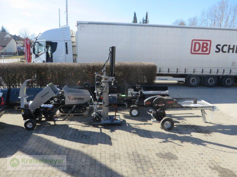 Holzhacker & Holzhäcksler типа Jansen BX-62 RS Zapfwelle + hydr. Einzug /, Neumaschine в Feuchtwangen (Фотография 7)