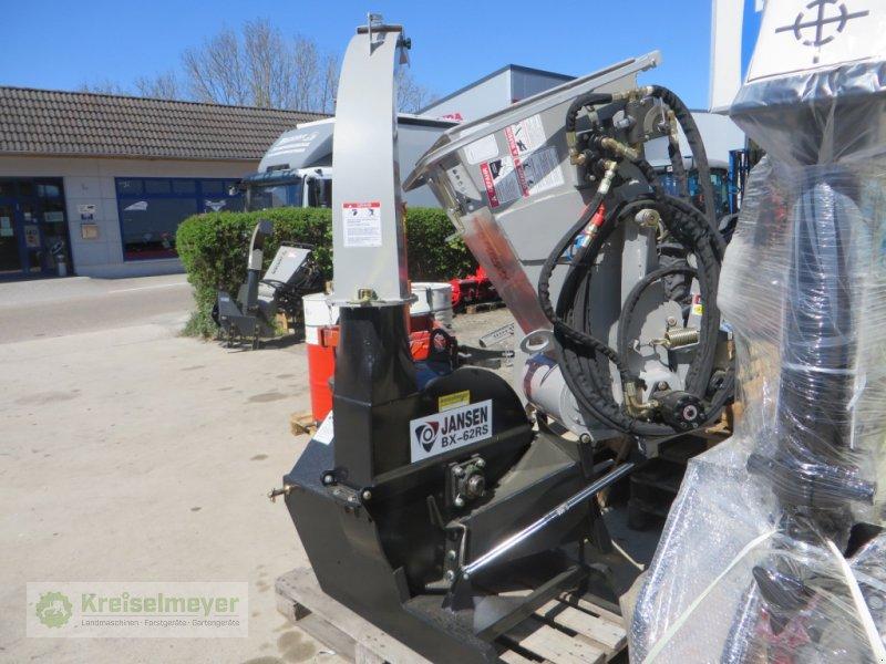 Holzhacker & Holzhäcksler des Typs Jansen BX-62 RS Zapfwelle + hydr. Einzug /, Neumaschine in Feuchtwangen (Bild 1)