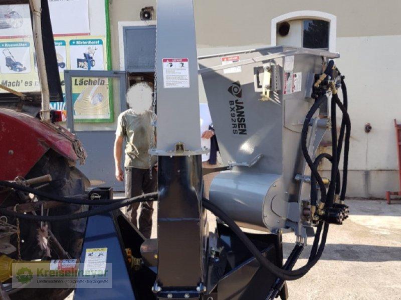 Holzhacker & Holzhäcksler des Typs Jansen BX-92RS Zapfwelle + hydr. Einzug, Neumaschine in Feuchtwangen (Bild 1)