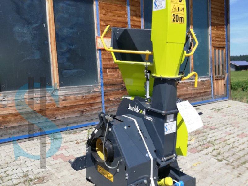 Holzhacker & Holzhäcksler des Typs Junkkari HJ 170 G, Gebrauchtmaschine in Dietramszell (Bild 5)