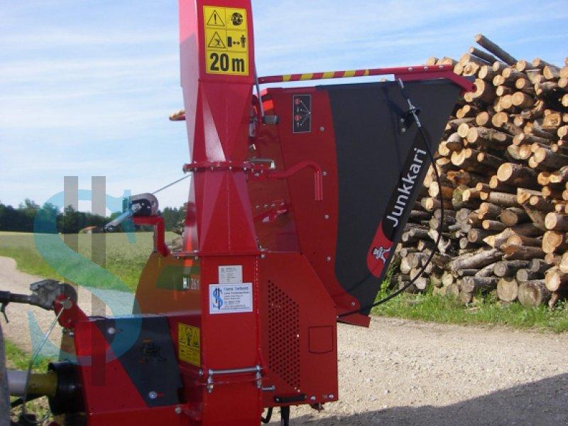 Holzhacker & Holzhäcksler des Typs Junkkari HJ 170 G, Gebrauchtmaschine in Dietramszell (Bild 13)
