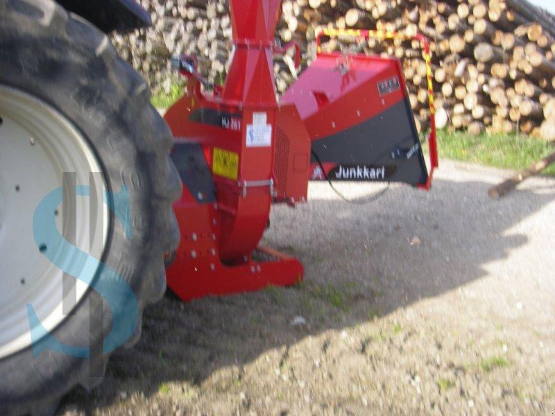 Holzhacker & Holzhäcksler des Typs Junkkari HJ 170 G, Gebrauchtmaschine in Dietramszell (Bild 17)