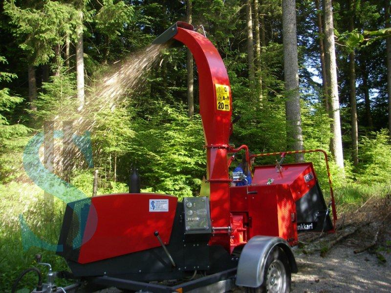 Holzhacker & Holzhäcksler des Typs Junkkari HJ 170 G, Gebrauchtmaschine in Dietramszell (Bild 6)