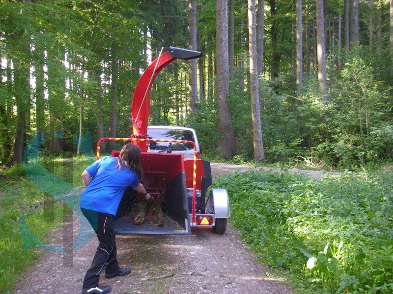 Holzhacker & Holzhäcksler des Typs Junkkari HJ 170 G, Gebrauchtmaschine in Dietramszell (Bild 8)