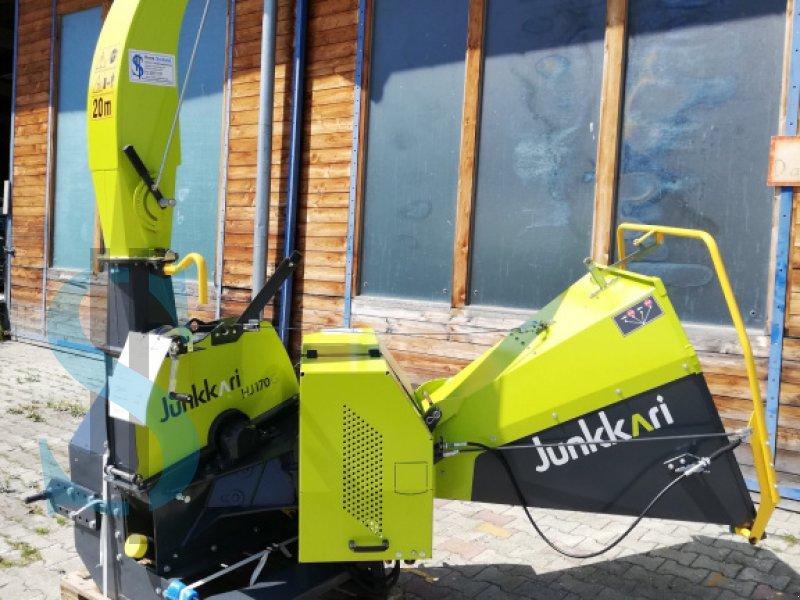 Holzhacker & Holzhäcksler des Typs Junkkari HJ 170 G, Gebrauchtmaschine in Dietramszell (Bild 1)