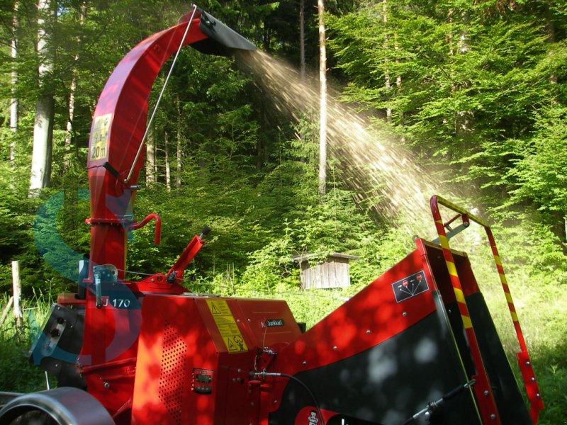 Holzhacker & Holzhäcksler des Typs Junkkari HJ 170 G, Gebrauchtmaschine in Dietramszell (Bild 7)