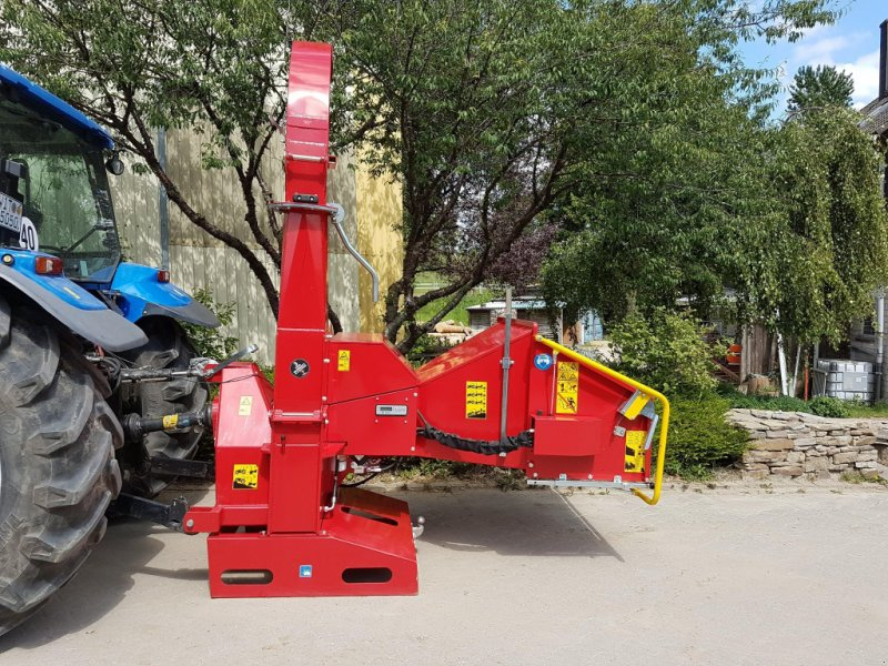 Holzhacker & Holzhäcksler типа Linddana Tp 250, Gebrauchtmaschine в Witten  (Фотография 1)