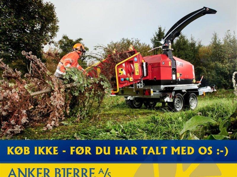 Holzhacker & Holzhäcksler типа Linddana TP-Forhander Anker Bjerre A/S Lagersalg - nyt/ brugt - demo, Gebrauchtmaschine в Holstebro (Фотография 1)