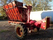 Linddana TP150 Komplet med vogn. Дровоколы и измельчители древесины