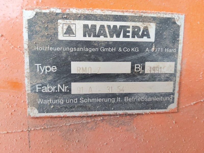 Holzhacker & Holzhäcksler des Typs Mawera RMO-7 Holzzerkleinerer, Gebrauchtmaschine in Fürnitz (Bild 1)