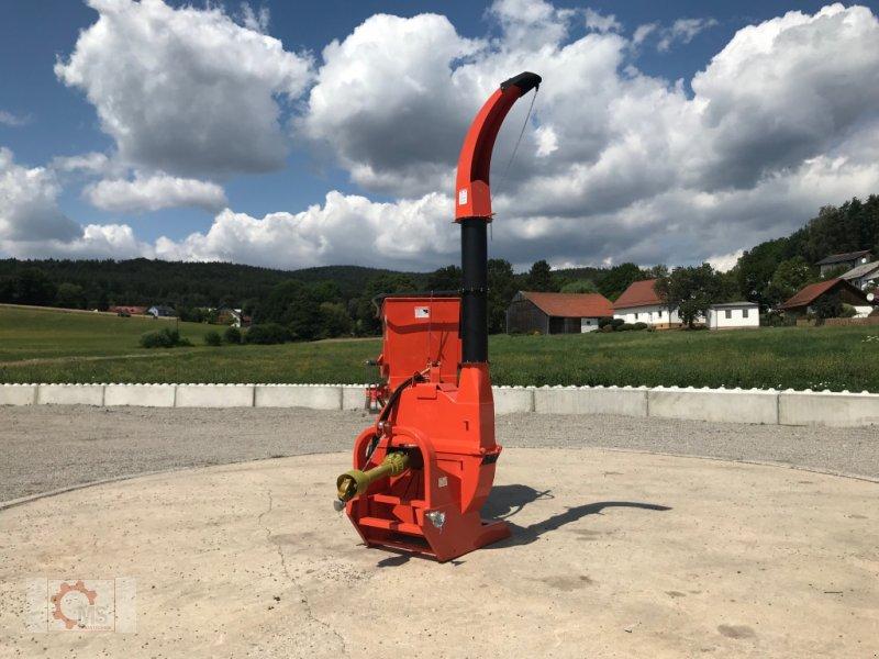 Holzhacker & Holzhäcksler des Typs MS 45x25cm Hydraulisch, Neumaschine in Tiefenbach (Bild 1)