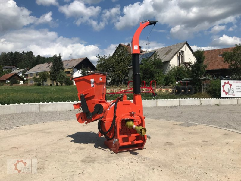 Holzhacker & Holzhäcksler des Typs MS 45x25cm Hydraulisch, Neumaschine in Tiefenbach (Bild 2)