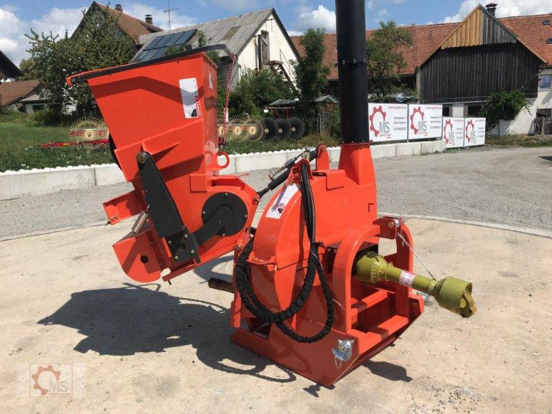 Holzhacker & Holzhäcksler des Typs MS 45x25cm Hydraulisch, Neumaschine in Tiefenbach (Bild 3)