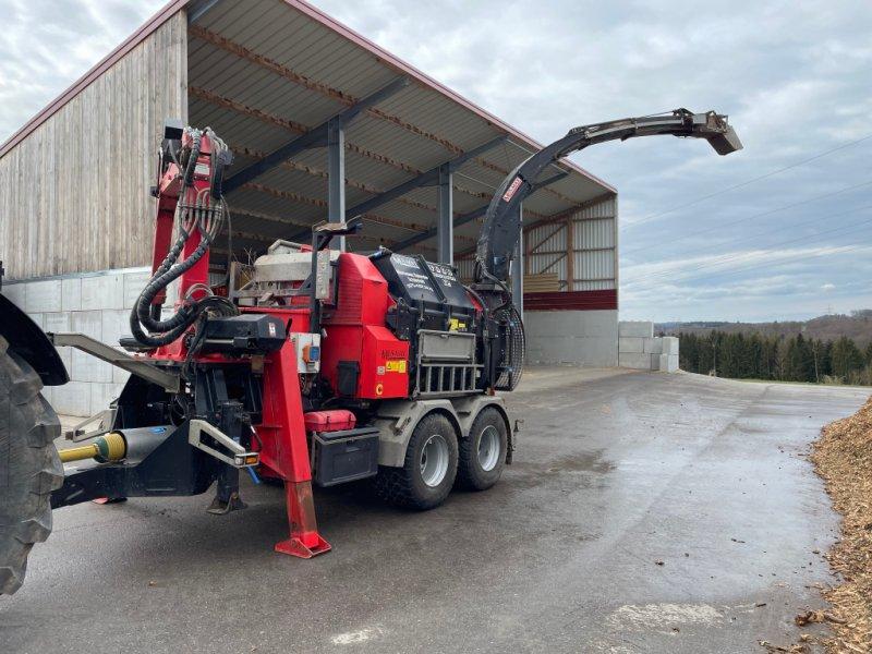 Holzhacker & Holzhäcksler des Typs MUS MAX Wood Terminator 12Z, Gebrauchtmaschine in schernfeld (Bild 1)