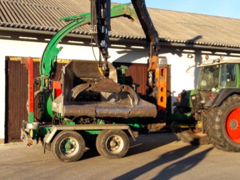 Holzhacker & Holzhäcksler des Typs MUS MAX Wood Terminator 9 XL, Gebrauchtmaschine in Bleiburg (Bild 1)