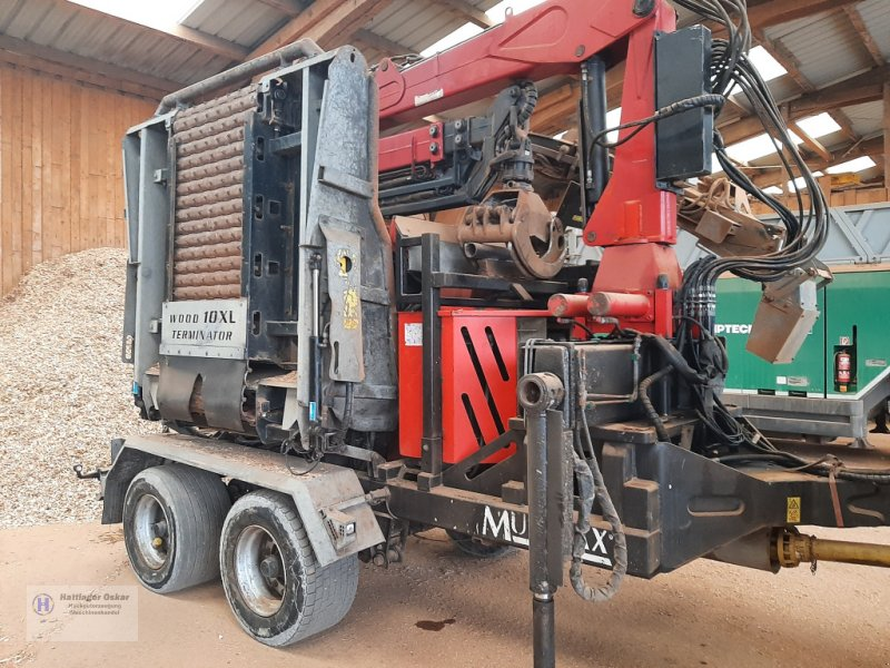 Holzhacker & Holzhäcksler des Typs MUS MAX WT 10, Gebrauchtmaschine in Aistersheim (Bild 1)