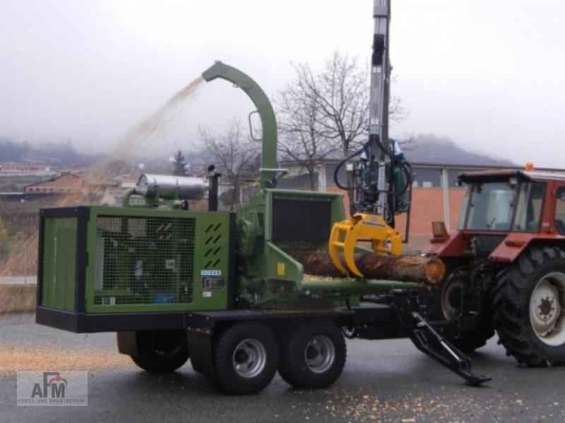 Holzhacker & Holzhäcksler типа Pezzolato PTH 400, Neumaschine в Gotteszell (Фотография 2)