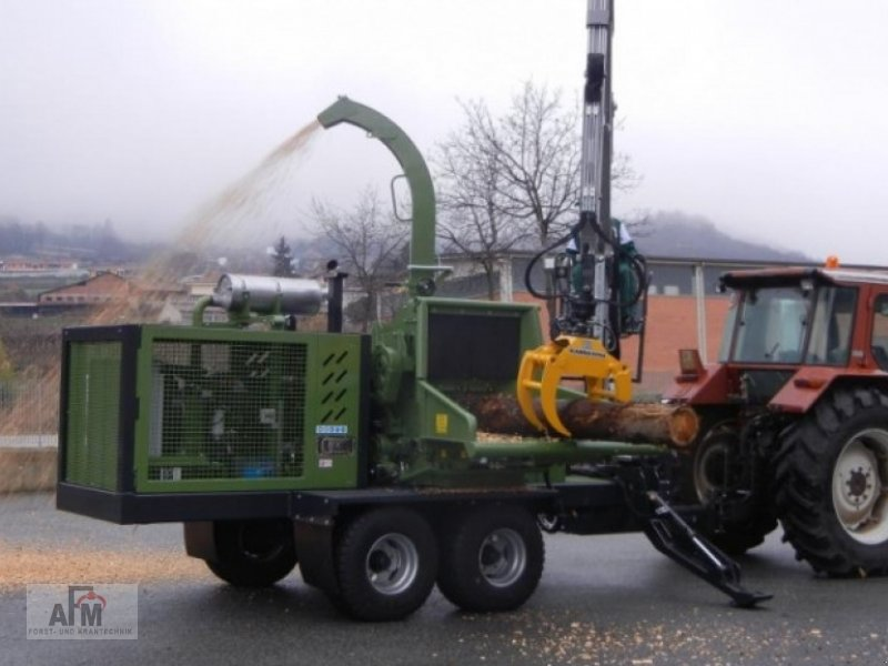 Holzhacker & Holzhäcksler des Typs Pezzolato PTH 40.70, Neumaschine in Gotteszell (Bild 1)