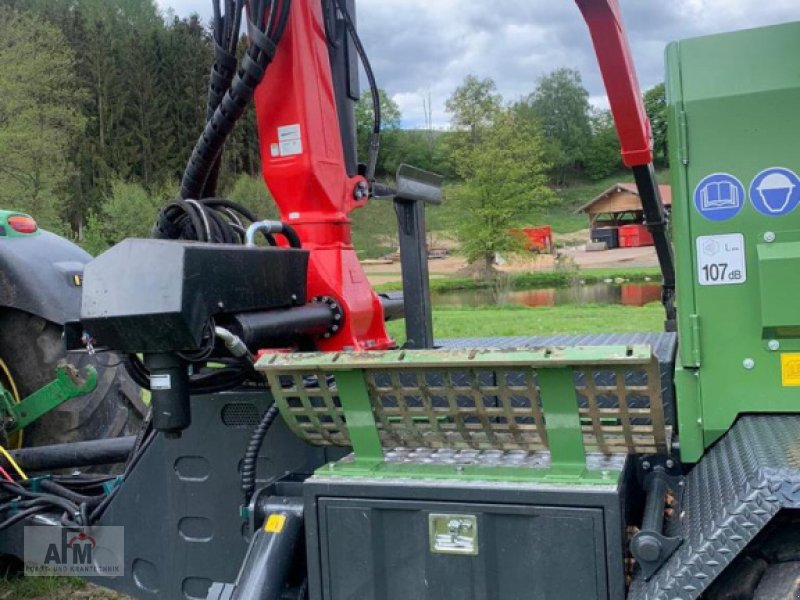Holzhacker & Holzhäcksler типа Pezzolato PTH 900, Neumaschine в Haibach (Фотография 5)