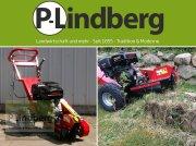 Holzhacker & Holzhäcksler des Typs P.Lindberg GmbH Stubbenfräse 15PS Stockfräse Baumwurzelfräse Wurzelfräse 420ccm 4-Takt Benzin, Neumaschine in Großenwiehe