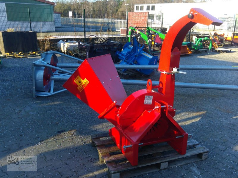 Holzhacker & Holzhäcksler a típus Rebac WCX5, Neumaschine ekkor: Lingen (Kép 1)