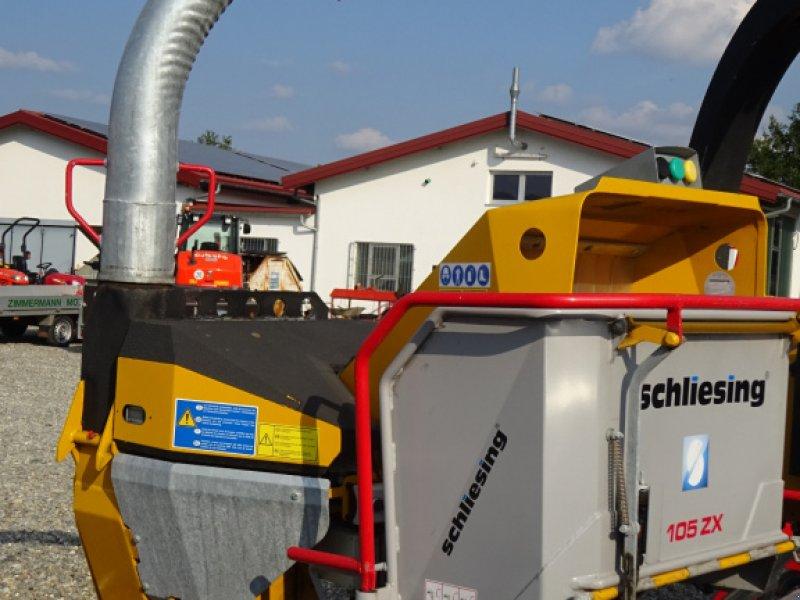 Holzhacker & Holzhäcksler типа Schliesing 105 ZX, Gebrauchtmaschine в Ertingen (Фотография 1)