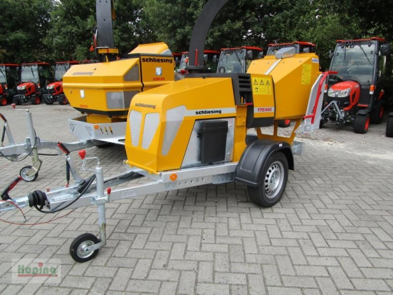 Holzhacker & Holzhäcksler типа Schliesing 175 MX, Neumaschine в Bakum (Фотография 1)